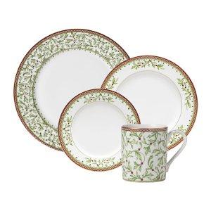 Mikasa® Holiday Traditions 32 Piece Dinnerware Set with Mugs
