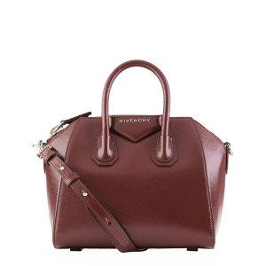 Givenchy Mini Antigona Patent Leather Bag