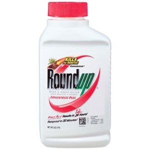 $3.5Roundup Weed and Grass Killer Concentrate Plus, 16-Ounce