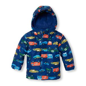 Toddler Boys Long Sleeve 3-in-1 Jacket | The Children's Place