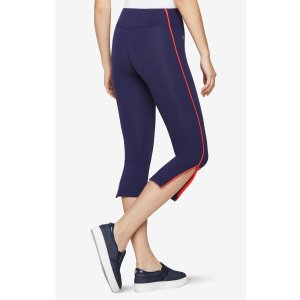 Brennon Striped Performance Legging