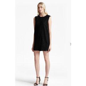 ISABELLA LACE SHIFT DRESS