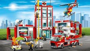 Buy 1 Get 1 40% off!LEGO City Mini Sets Sale