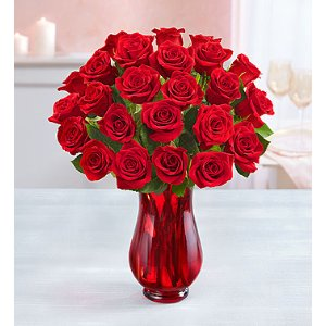 Two Dozen Red Roses | 1800Flowers.com - 100184