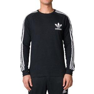 Adidas California Long Tee - Black | Jimmy Jazz - BK5864-001