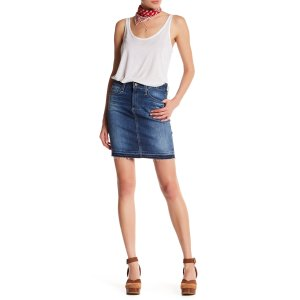 AG | Erin Denim Skirt | HauteLook