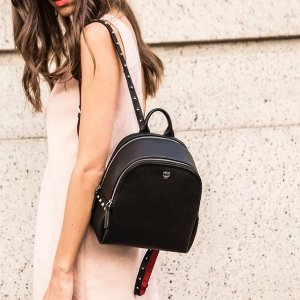 Dealmoon Singles Day exclusive early accessUp to 30% Off Backpack+ Cosmetic pouch valued $195 on any purchase  @ MCM Worldwide