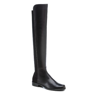Leather 5050 Over the Knee Boots