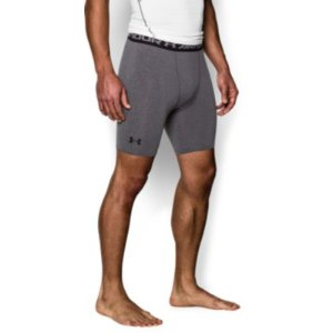 Men's UA HeatGear® Armour Compression Shorts — Mid | Under Armour US