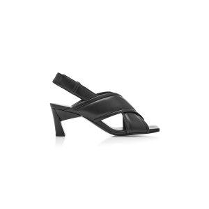 Heeled Crossover Sandal | Moda Operandi
