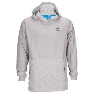adidas Originals Sport Luxe Mix Pullover Hoodie - Men's at Eastbay
