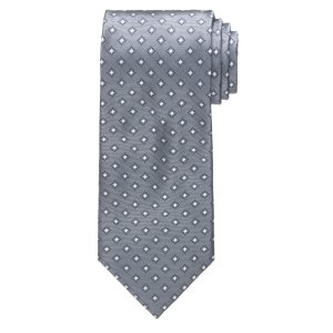 Dotted Squares Tie CLEARANCE - Ties | Jos A Bank
