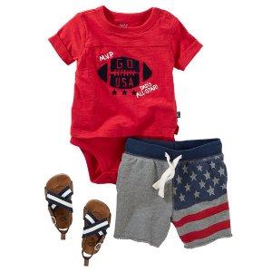 Baby Boy OKS17APRBABY28 | OshKosh.com