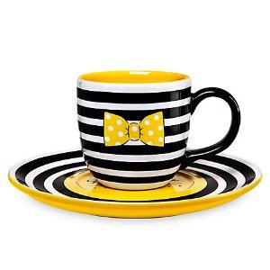Minnie Mouse Signature Mug and Saucer Box Set | Disney Store