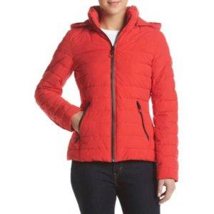Nautica® Quilted Packable Coat
