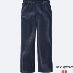 WOMEN IDLF TWILL RAYON WIDE PANTS