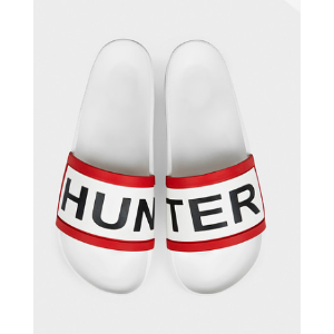 Womens White Slides | Official US Hunter Boots Store