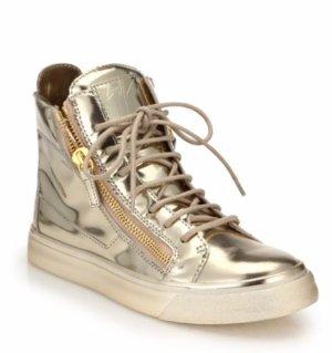 $349.99(原价$795) 仅剩黄金码!Giuseppe Zanotti 潮鞋