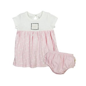 Butterfly Dress & Diaper Cover Set - Burts Bees Baby