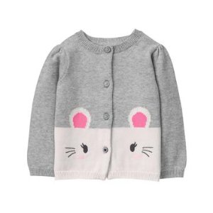 Mouse Cardigan