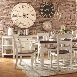 Up to 40% OffSelect Rustic Styles @ Ashley Furniture