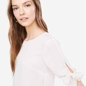 Take an Extra 60% OffAll Sale Styles @ Ann Taylor