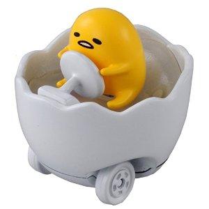 Sanrio Gudetama Toy car