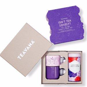 BGOG 50% Offon Select Gift Boxes & Tea-Filled Tins @ Teavana
