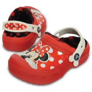 Minnie Mouse™ Lined Clog | Crocs