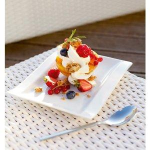New Wave Appetizer/Dessert Plate 7 x 6 in - Villeroy & Boch
