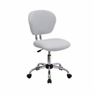 $19.95(原价$35.03)Flash Furniture 中椅背办公椅