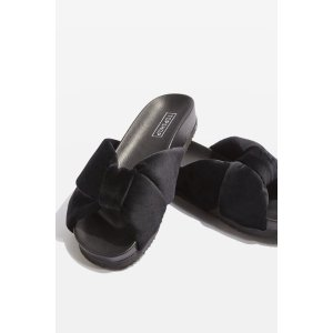 FLY Knot Sliders - Shoes Up To 60% Off - Sale
