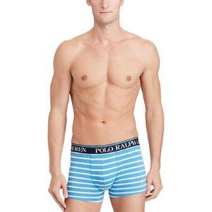 Stretch Jersey Boxer Brief - Boxers  Underwear & Loungewear - RalphLauren.com