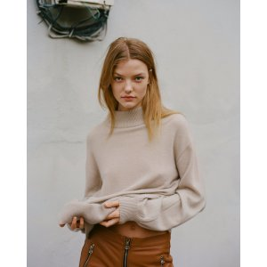 Ace cashmere turtleneck
