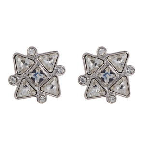 Swarovski | Venue Crystal Stud Earrings | HauteLook