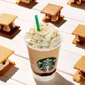$5For a $10 Starbucks eGift Card @ Groupon