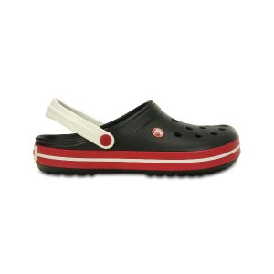 Black & Pepper & White Crocband™ Clog - Unisex