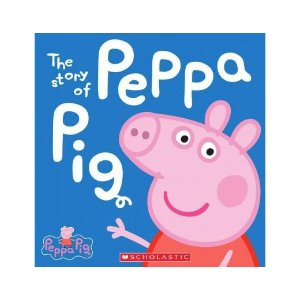 The Story of Peppa Pig (Peppa Pig Series) (Hardcover) by Scholastic Inc. : Target
