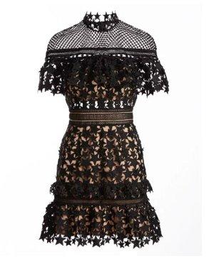 满$500立减$125  小清新的蕾丝谁不爱呢!最后一天!Neiman Marcus 精选 Self-Portrait 蕾丝美裙热卖