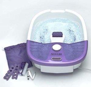史低价~$35.44Revlon Invigorating 水疗按摩足浴盆