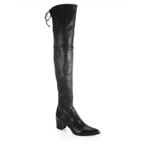 Thighland Leather Boots