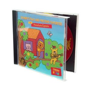 Gymbo's Play and Pretend Favorites CD