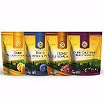 Big Cal All Natural Dried Fruits And Nuts, 4 Flavor Variety Pack