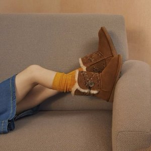 UGG Bailey Button II Tehuano Boots