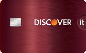 INTRO OFFER: Discover will match ALL the cash back earned at the end of your first year, automatically.Discover it® - Cashback Match™