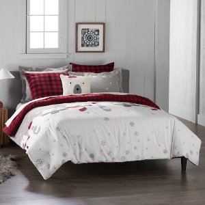 $10 Off $50 + Extra 15-30% Off + Kohl's CashBedding and Bath @ Kohl's