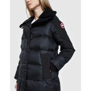 Canada Goose / Altona Coat in Black