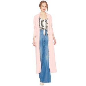 Angela Long Coat | Alice + Olivia