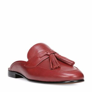 Sam Edelman Paris Leather Slip-On Mules