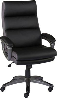 $99.99Staples Rockvale 豪华办公椅 黑色